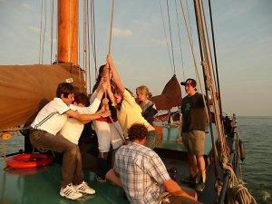 holland schiffe klassenfahrt